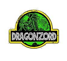 DragonZord  Photographic Print