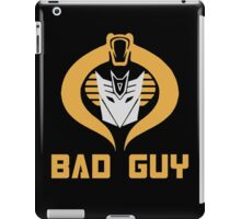 Bad Guy iPad Case/Skin