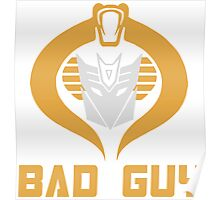 Bad Guy Poster