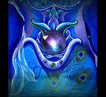 'Pleiadian Pearl' by jewd barclay