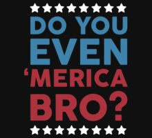 Do You Even Merica Bro? by 2E1K
