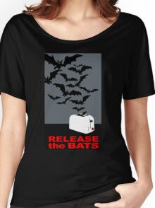 Release the bats! Women's Relaxed Fit T-Shirt