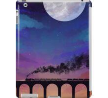 Twilight Train iPad Case/Skin