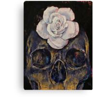 Dusty Rose Canvas Print