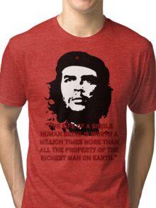 Che Guevara Quote Tri-blend T-Shirt