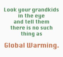 Global Warming by George Robinson