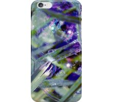 The world in a soap bubble. iPhone Case/Skin