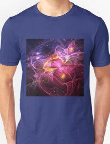 Night at Wonderland - Abstract Fractal Artwork T-Shirt