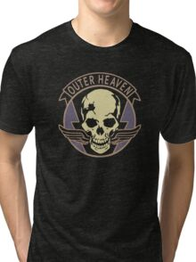 Metal Gear Solid V - Outer Heaven Tri-blend T-Shirt