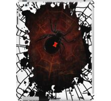 Black Widow (Signature Design) iPad Case/Skin