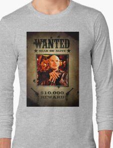 Buffy The Master Wanted Long Sleeve T-Shirt