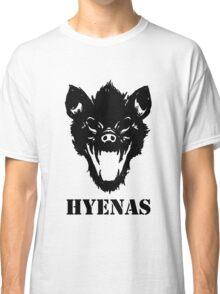 Hyenas (black) Classic T-Shirt