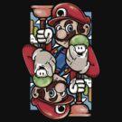 Mario by teevstee