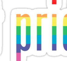 got pride? Sticker