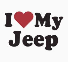 I Heart Love My Jeep by HeartsLove