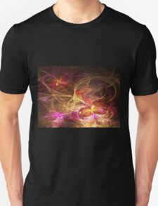 Leaving Home, Coming Home - Abstract Fractal Artwork Unisex T-Shirt