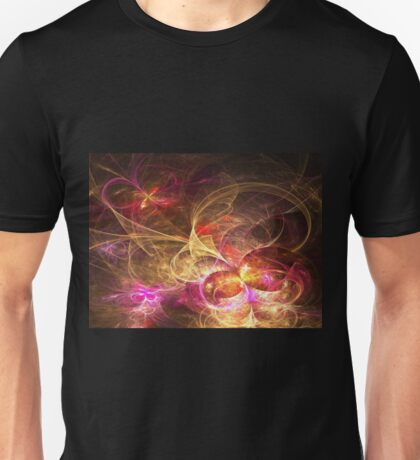 Leaving Home, Coming Home - Abstract Fractal Artwork T-Shirt