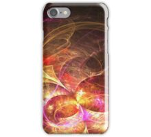 Leaving Home, Coming Home - Abstract Fractal Artwork iPhone Case/Skin