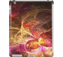 Leaving Home, Coming Home - Abstract Fractal Artwork iPad Case/Skin
