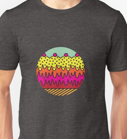 Mega Ice Cream Unisex T-Shirt