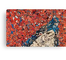 Spiderman Graphix Canvas Print