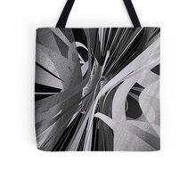 Shredded Paper Tote Tote Bag