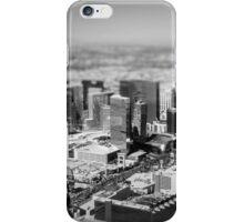 Vegas In Miniature iPhone Case/Skin