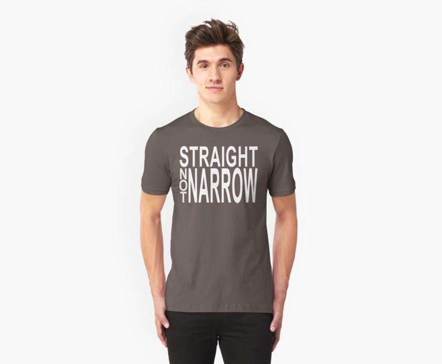 straight not narrow by chromatosis