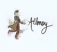 Allonsy! by LadyElizabeth