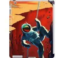 Mars Explorers Wanted iPad Case/Skin