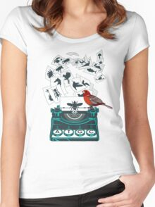 Alphabet of Life Women's Fitted Scoop T-Shirt