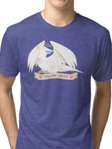 Togekiss - You Are Loved Tri-blend T-Shirt
