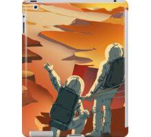 Mars - Surveyors Waned iPad Case/Skin