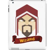 Wizzard 6th Level iPad Case/Skin