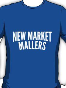 Al Bundy New Market Mallers Baseball Team  T-Shirt