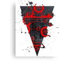 Tech Canvas Print