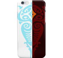 Legend of Korra Light and Darkness Spirits iPhone Case/Skin