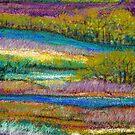 Wild Lavender by catherine walker