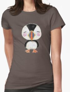 Wee Puffin Womens Fitted T-Shirt