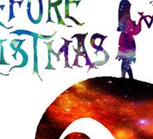 The Nightmare Before Christmas Sticker