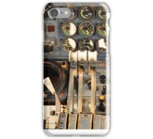 Cockpit by Byron Croft, Croft Photography iPhone Case/Skin