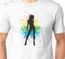 prideful woman Unisex T-Shirt