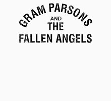 Gram Parsons and the Fallen Angels (black - distressed) Unisex T-Shirt