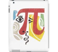 Pi-Casso Pi Symbol iPad Case/Skin