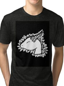 Sleepy Dragon Tri-blend T-Shirt