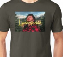 Lumberjackie Unisex T-Shirt