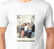 Friends Aesthetic Season 1 Photoshoot Unisex T-Shirt