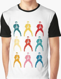 Elvis colors Graphic T-Shirt