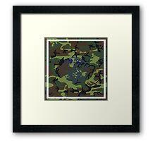 PSG Army Framed Print