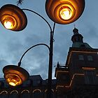 Lamps - Tivoli Gardens by Lisa Hafey